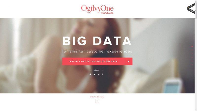 Top trang Web đẹp nhất với thiết kế truyền cảm hứng